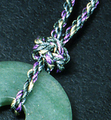 Chinese button knot